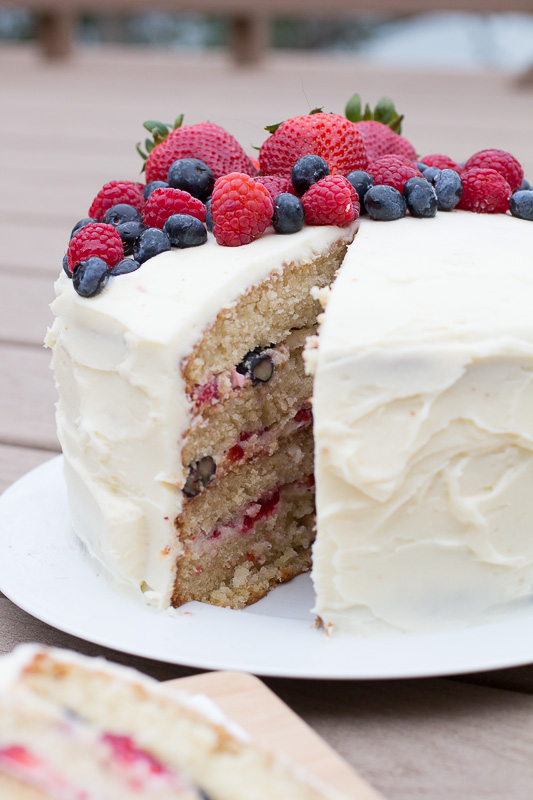 Toasted Almond Cream Cake Recipe Whole Foods